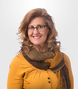 Liz Stephenson, LCPC Staff Manager