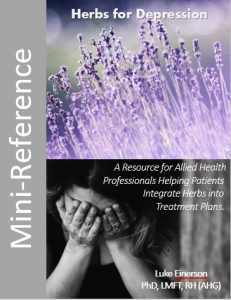 Herbs for Depression Mini-Reference