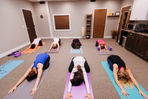 Yoga at Integrated Counseling and Wellness